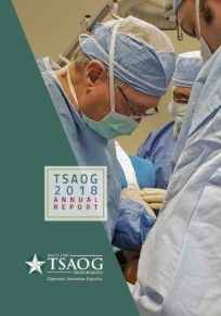 2018 TSAOG Orthopaedics Annual Report