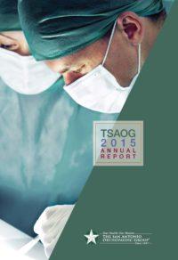 2015 TSAOG Annual Report