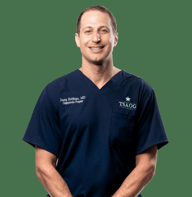 Dr. Justin Robbins