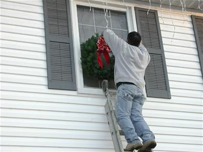 Dr. Ronald Connor on Holiday Ladder Safety