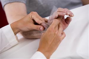 Hand therapy range of motion