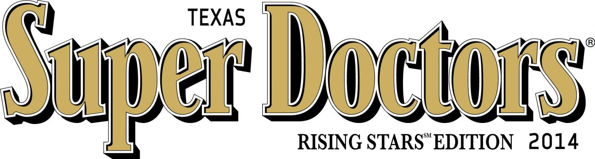 TSAOG Congratulates Our Texas Super Doctors Rising Stars 2014