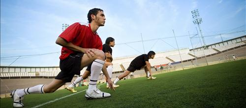 Dr. Christian Balldin on WOAI Radio – Soccer Injury Prevention