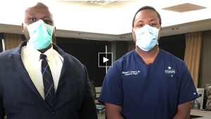 Making a Difference: Dr. Adewale Adeniran and Dr. Emmanuel Nwelue