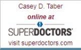 Super Doctors Casey D. Taber